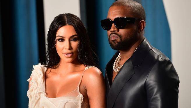 ¿Kim Kardashian le pidió el divorcio a Kanye West?