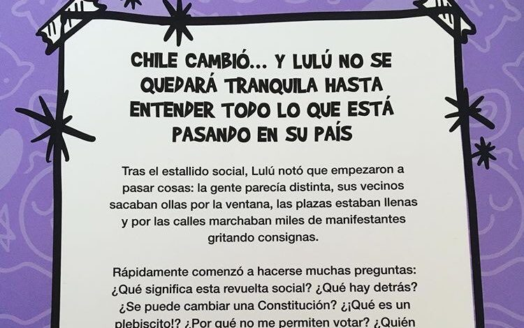 """""""El mundo de Lulú"""": La historieta que se vende en un supermercado y que encendió Twitter"""