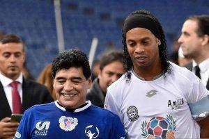 ¿Reunión de talentosos? Gimnasia y Esgrima de La Plata estaría interesado en Ronaldinho
