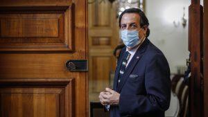 """Ministro del Interior y """"nuevo trato"""" en Chile Vamos: """"Tendremos una posición común en proyectos que pueden ser nocivos para el país"""""""