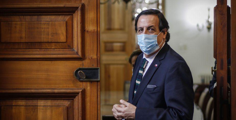 foto de Ministro del Interior y nuevo trato en Chile Vamos: Tendremos una posición común en proyectos
