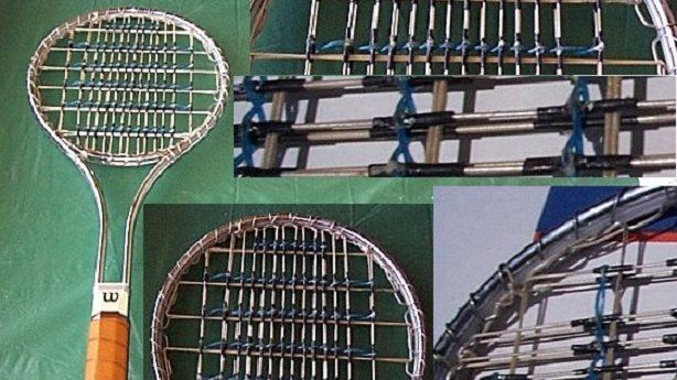 Crónicas de cuarentena: La furia de Vilas por la raqueta spaghetti