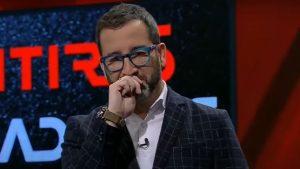 """""""Exijo como ciudadano que esto pare ahora"""": Eduardo Fuentes se quebró en vivo cuando se refería al crimen de Ámbar Cornejo"""