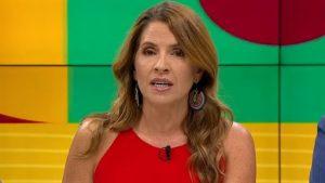 """Monserrat Álvarez se sinceró sobre su labor en Contigo en la Mañana: """"Es agotador"""""""