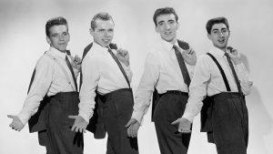 """""""Letra y Música"""" y un recorrido por el doo wop, clásico estilo vocal de los años 50"""