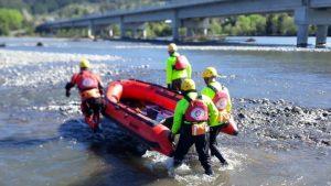 Sin vida fue hallado el cuerpo de un hombre que se encontraba desaparecido en el río Mataquito