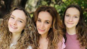 """Alejandra Fosalba sobre la relación con sus hijas: """"Somos muy unidas y compartimos varias cosas"""""""
