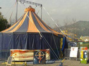 Ciudadano a pata: la tradición del circo chileno, en un septiembre donde resisten el golpe de la pandemia