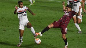 River Plate marcó dos autogoles en vibrante empate ante Sao Paulo por Copa Libertadores