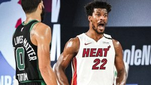 Miami Heat volvió a imponerse ante los Boston Celtics y se perfilan como uno de los finalistas de la NBA