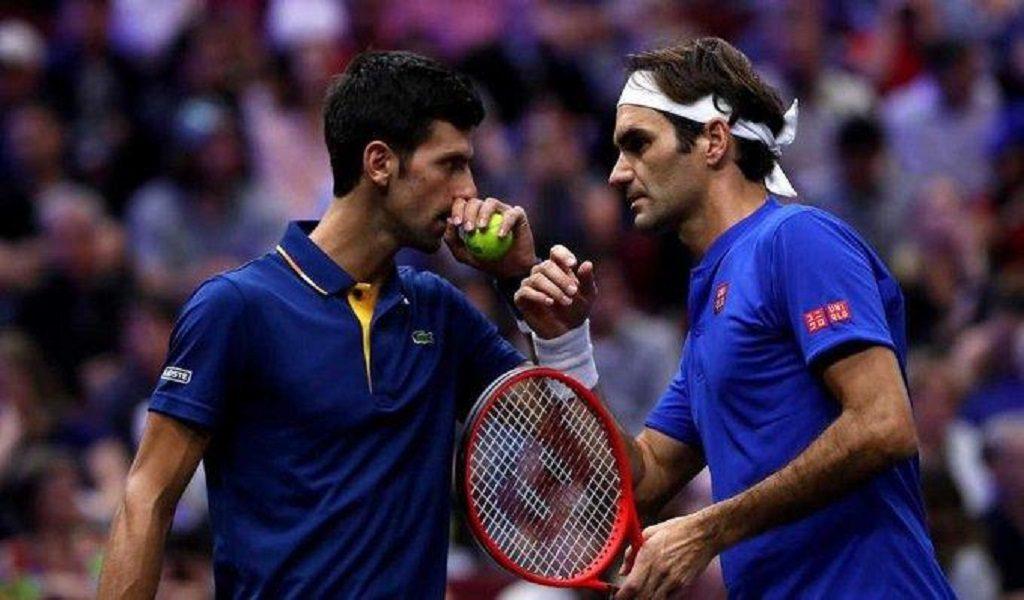 """Novak Djokovic ya planea destronar a Roger Federer: """"Me centraré sobre todo en los récords de Grand Slams"""""""