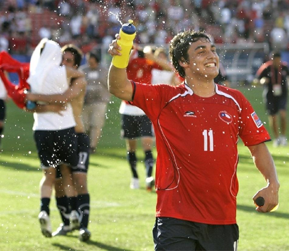 Jaime Grondona vivirá su primera experiencia en el fútbol europeo