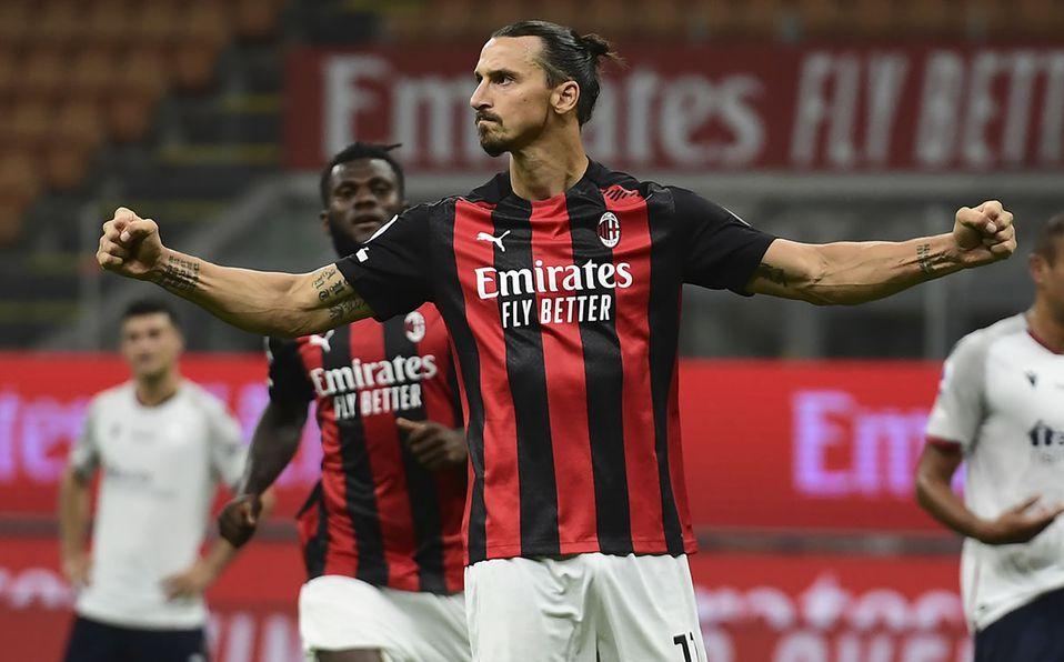 """Ibrahimovic tras su doblete por el Milan en la Serie A: """"Soy como Benjamin Button: nací viejo, pero moriré joven"""""""