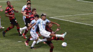 El tremendo partido que se dio en la Primera B entre Magallanes y Rangers: Igualaron 5-5