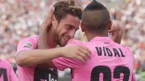 """Excompañero de Vidal en la Juventus le manda mensaje tras su traspaso al Inter: """"No es fácil verte con esos colores"""""""