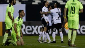 Así quedó la tabla del grupo de Colo Colo tras el triunfo de Wilstermann ante Peñarol por Copa Libertadores