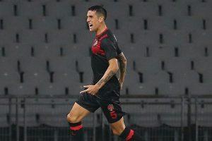 Así fue el primer gol de Enzo Roco en su nuevo club en Turquía