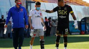 Universidad de Chile piensa en reemplazar a Pablo Aránguiz tras diagnóstico de su lesión
