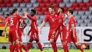 El Bayern Munich se quedó con la Copa de Alemania tras vencer en un vibrante partido al Borussia Dortmund