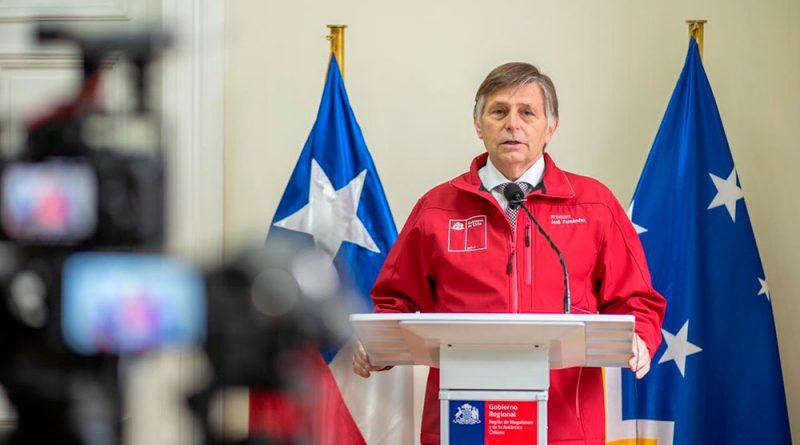 José Fernández renunció a su cargo como intendente de Magallanes