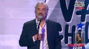 """""""Emotivas y esperanzadoras palabras"""": Francisco Reyes se llenó de elogios tras la obertura de """"Vamos Chilenos"""""""