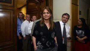 """""""Saldremos fortalecidos de esta elección"""": Chile Vamos inscribió pacto para realizar primarias de cara a las municipales"""