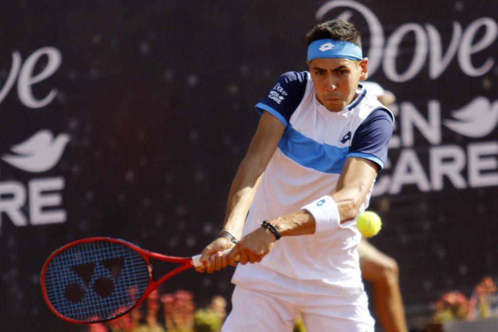 Alejandro Tabilo se quedó fuera de Roland Garros y del resto de la temporada por una peritonitis