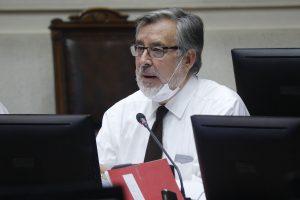 """Alejandro Guillier: """"Condeno la violación a los DD.HH. en Venezuela y en cualquier lugar del mundo"""""""