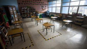 Nueve colegios de la RM retomarán las clases presencial desde este jueves
