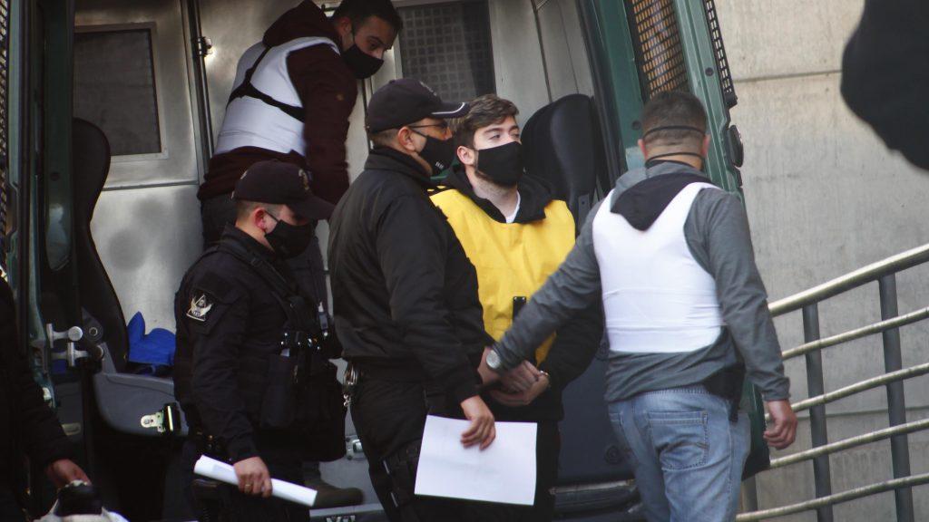 Este martes se revisará apelación de abogados de Hernán Calderón Argandoña para que quede con arresto domiciliario total