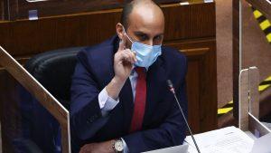 La polémica declaración del diputado Longton en la acusación constitucional contra la jueza Silvana Donoso