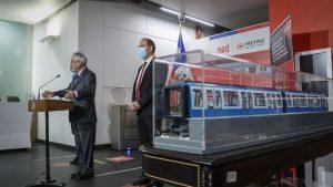 """Trabajadores del Metro de Santiago """"funaron"""" a Presidente Piñera alegando condiciones sanitarias y despidos"""
