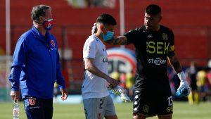 La dura lesión que marginaría a Pablo Aránguiz de los próximos partidos de Universidad de Chile