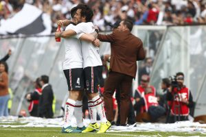 El sentido mensaje de Jorge Valdivia para Matías Zaldivia tras grave lesión que afectó al defensor