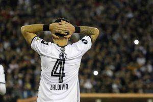 "Plantel de Colo Colo llenó de mensajes de apoyo a Matías Zaldivia: ""Eres un guerrero y te volverás a levantar"""