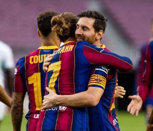 Koeman no utilizó a Suárez y Vidal en el Trofeo Joan Gamper del Barcelona