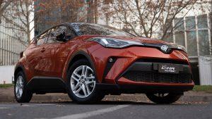Toyota suma un nuevo integrante para potenciar el segmento híbrido