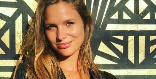 Mayte Rodríguez recordó su pasado en el modelaje con fotografías en Instagram