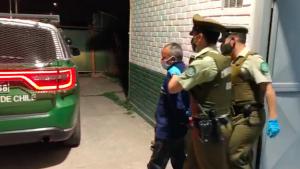Carabineros detuvo a sujeto acusado de homicidio en San Bernardo