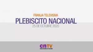 ¿Mixta o Constitucional? Así fueron los primeros 15 minutos de la franja televisiva del plebiscito del 25 de octubre