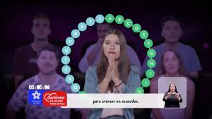 """RN excluirá recreación de """"Pasapalabra"""" en franja electoral tras controversia con Chilevisión"""