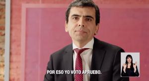 Testimonios contra el estallido social y participación de exfiscal Carlos Gajardo marcaron la segunda franja electoral de este martes