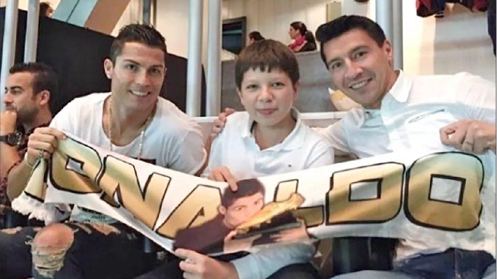 Pablo Contreras y su sueño: Si trabajo en Colo-Colo, recomendaré enseguida a Cristiano Ronaldo