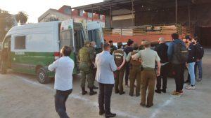 Más de 60 personas fueron detenidas en fonda clandestina que se desarrollaba en Quillota