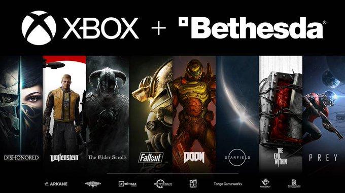 Microsoft adquirió Bethesda Studios antes del lanzamiento de la nueva Xbox