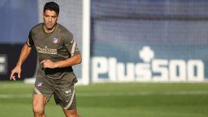 Con pasillo incluido: Así fue el recibimiento de Luis Suárez en el Atlético de Madrid