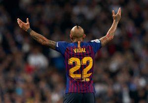 El emotivo video que el FC Barcelona le dedicó a Arturo Vidal en su despedida