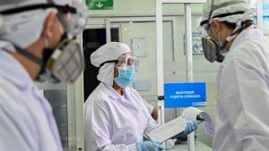 Colombia superó los 800 mil contagios por coronavirus y sumó más de 25 mil muertes por la enfermedad