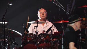 Nick Mason de Pink Floyd aseguró que se siente avergonzado por la riqueza que acumuló durante estos años