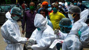 India superó los seis millones de contagios y cifra de fallecidos se acerca a los 100.000